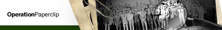 Operation, Paperclip, history, world war 2, america, germany, hitler